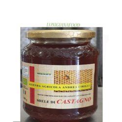 Offerta 6 vasetti di miele di Castagno di villafranca 1kg